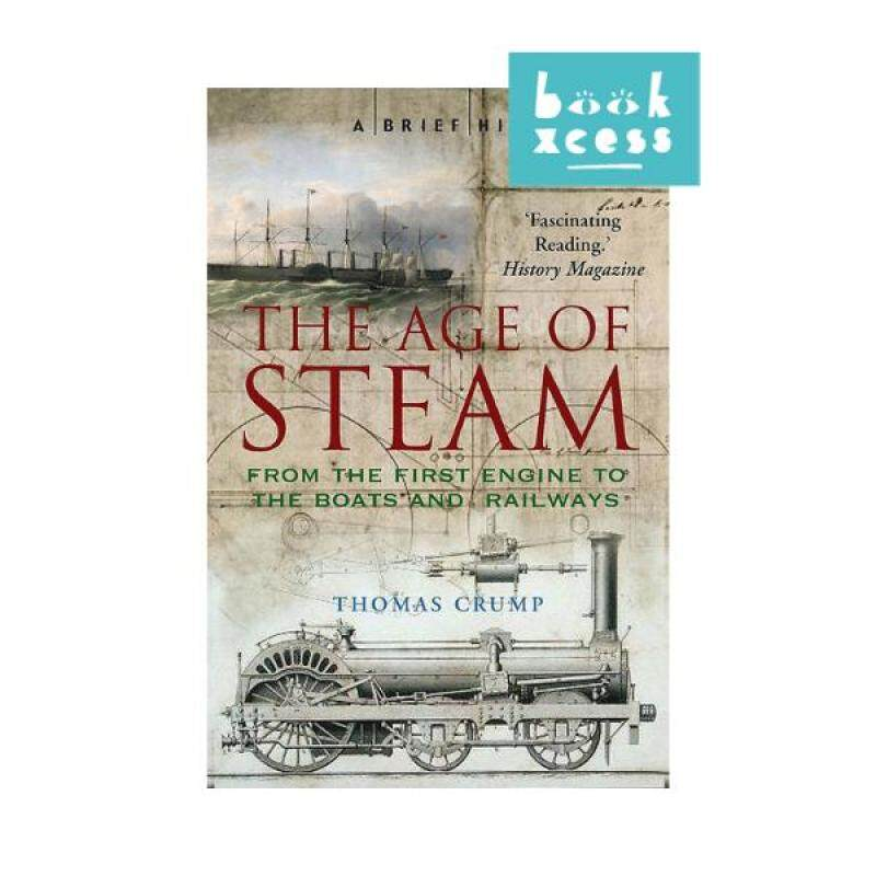 A Brief History Of The Age Of Steam Malaysia