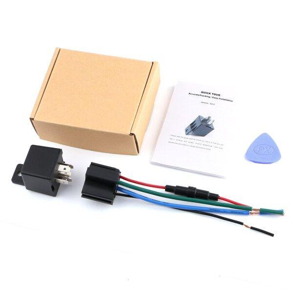 Thiết Bị Theo Dõi GPS Mini Rơ Le, Xe GPS Tracker Thiết Kế Cắt Nhiên Liệu GSM Cho Xe Thiết Bị Theo Dõi Báo Động Rung Theo Dõi Bản Đồ Google MV720