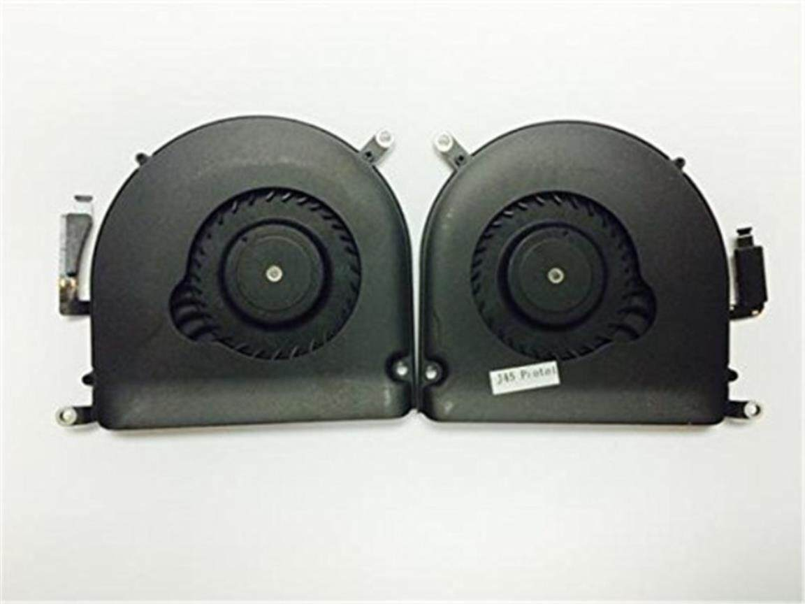 Left And Right Set Cpu Cooling Fan Replacment Fit For A1398 2012 Year Early 2013 Macbook Pro 15 Retina. Malaysia