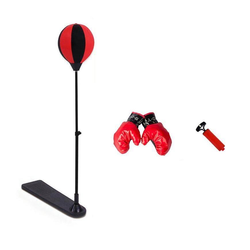 ขายดีความเครียดบรรเทามวย Punch Pear Speed Ball Relaxed มวย Punching ชุดลูกบอล By No1goodsstore.
