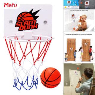 Bộ Đồ Chơi Bóng Rổ Nhỏ Hoop Mafu Cho Trẻ Em Có Kèm Bơm Đứng Gắn Tường Đồ Chơi Thể Thao Mút Đồ Chơi Trẻ Em Em Bé Nhỏ thumbnail