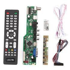 MÀN HÌNH LCD Điều Khiển Ban TIVI HDMI VGA AV USB Giao Diện Âm Thanh Mô Đun Hỗ Trợ 1920×1080