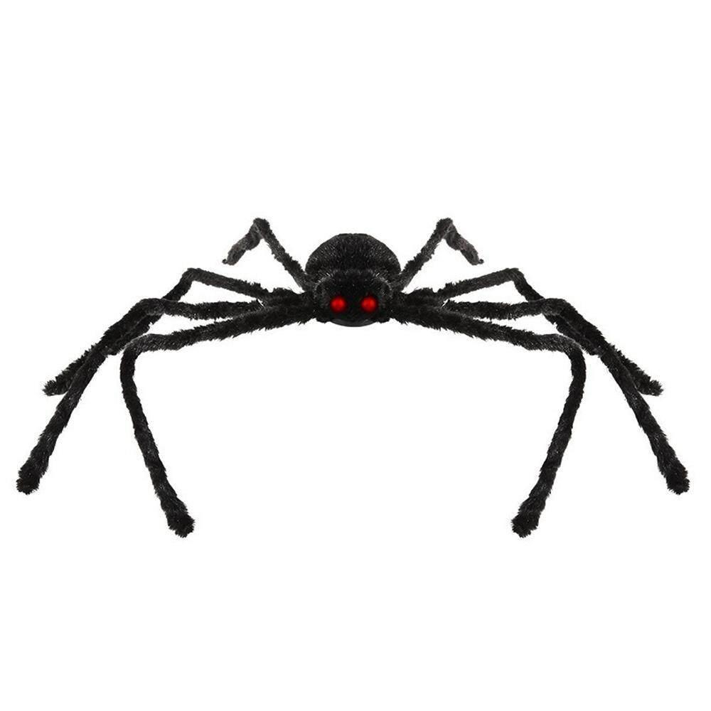 Arachnid Mô Phỏng Nhện Sang Trọng Nhện Sáng Tạo Khủng Bố Kích Thước Lớn Trang Trí Halloween