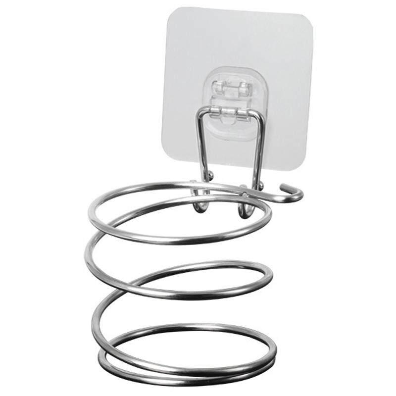 Bathroom Hair Dryer Holder Hair Care Tools Holder Wall Mount Stainless Steel
