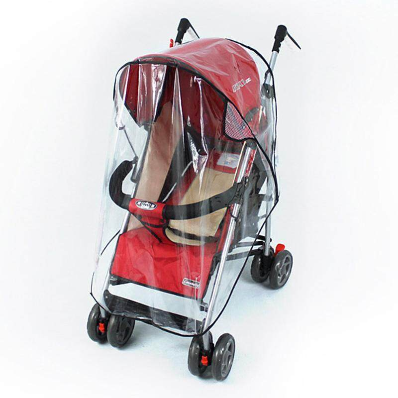 Universal Strollers Pushchairs Baby Carriage Waterproof Cover Windshield Raincoat Baby Stroller Baby Carriages Singapore