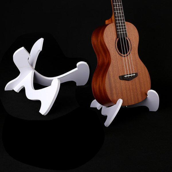 Ukulele Kệ, Gấp Đứng Thẳng Đứng, PVC Violon Khung Cây Đàn Guitar Nhỏ Ukulele 21 Inch 23 Inch 26 Inch Phổ