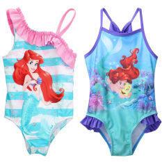 Đồ Bơi Bé Gái Nàng Tiên Cá Bộ Đồ Bơi Bikini Đồ Bơi Cho Bé Gái Bộ Đồ Tắm 2-7 Tuổi