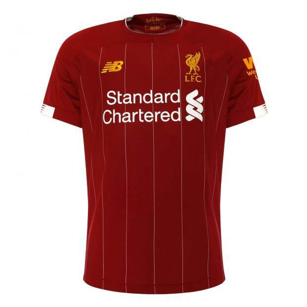 5a2bfe23f (New)Liverpool_Jersey Home Jersey 2019/2020 EPL Football Jersey for Men  Women