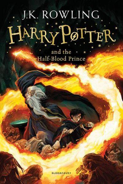BORDERS Harry Potter and the Half-Blood Prince By: J.K. Rowling Malaysia