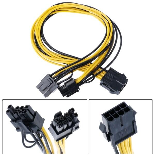 Bảng giá Cáp Cấp Nguồn Cho Card Đồ Họa Video PCI-E 8Pin Cái Sang Dual 8Pin(6 + 2) Đực Phong Vũ