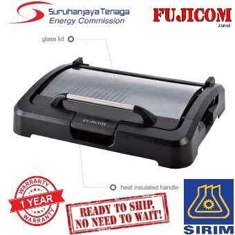 Fujicom 2200w Fj3003 Table Top Electric Grill