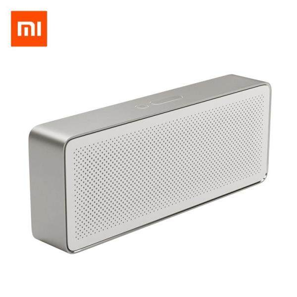 Original Xiaomi Mi Bluetooth Speaker Square Box 2 Stereo Portable Bluetooth 4.2 HD High Definition Sound Quality Play Music Singapore