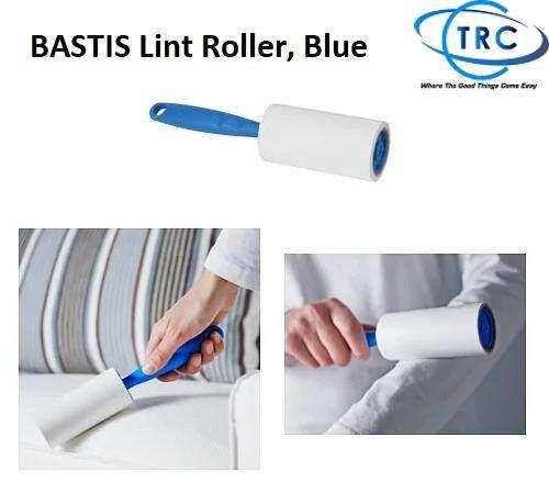 [READY STOCK] IKEA BASTIS Lint Roller, Blue