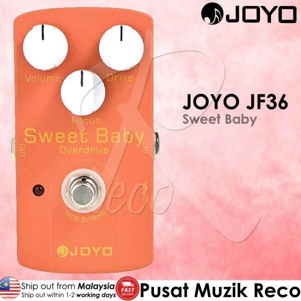 Joyo JF-36 Sweet Baby Overdrive Guitar Effect Pedal Malaysia