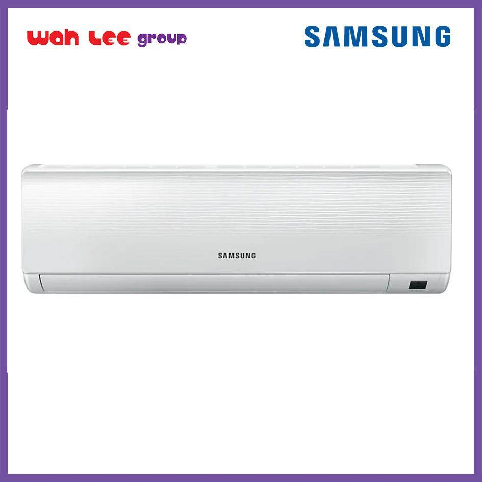 SAMSUNG AR5000HM Non-Inverter Deluxe Wall-Mount Air Conditioner with Faster Cooling, 1.0HP (AR09JRFLBWKNME)