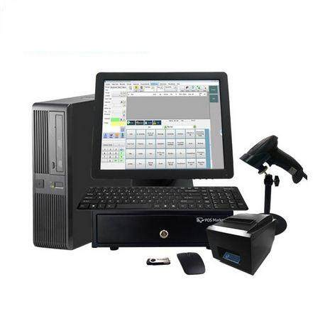 POS SYSTEM TOUCH FOR RETAIL USE