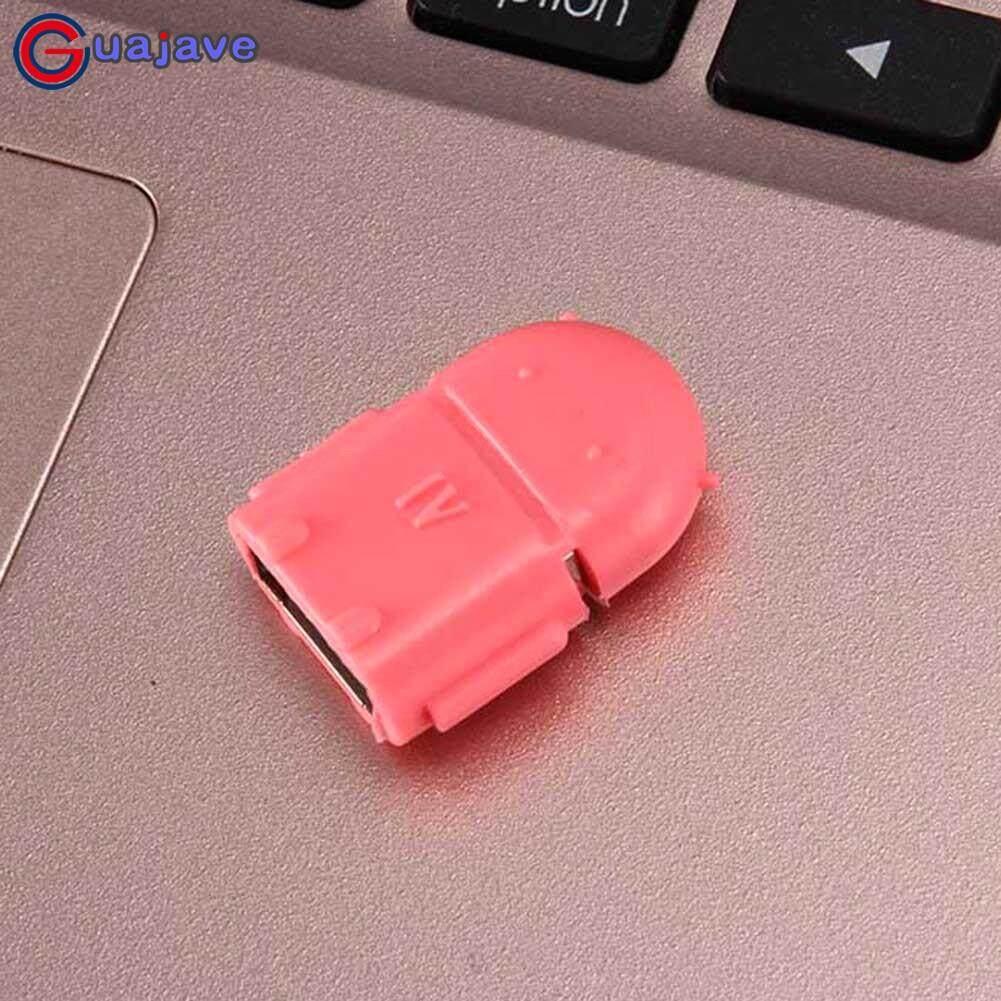 Guajave Mini Cổng Micro USB/TF/Đầu Đọc Thẻ Micro SD Tốc Độ Cao Adapter cho Điện Thoại Thông Minh Android