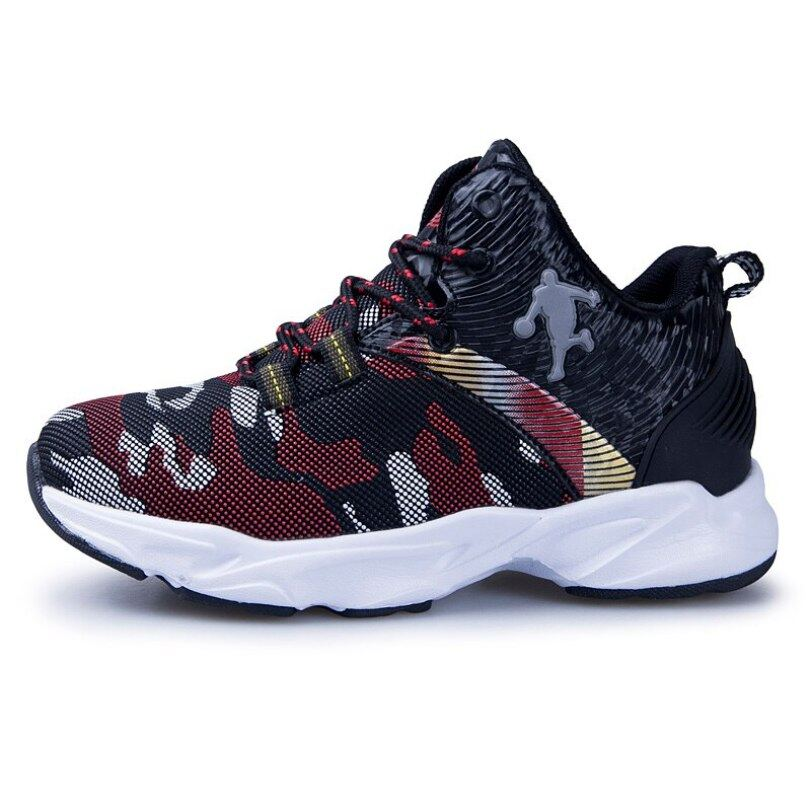 Lưới Trẻ Em Giày Thường Cho Kdis Sneakers Chàng Trai Giày Cô Gái Sneakers Bóng Rổ Thoáng Khí Chạy Thể Thao Sapato Infantil giá rẻ
