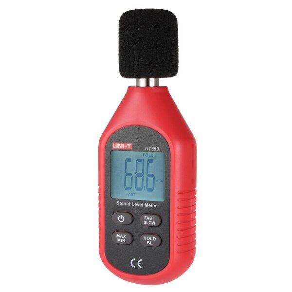 UT353 Mini Sound Level Meter 30~130dB Noise Measuring Instrument db Meter Digital Voice Tester Decibel Monitor