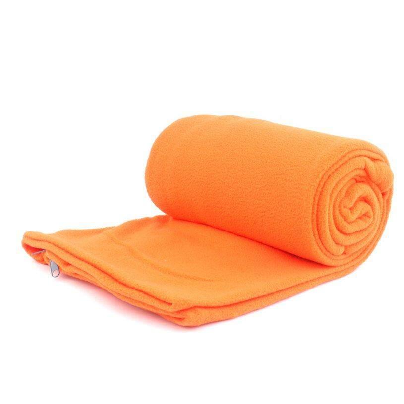 Xin Portable Ultral * Ight Bulu Kantong Tidur Kapal untuk Outdoor Travel Kemah Bernapas Lipat Kemah Darurat Selimut Hangat