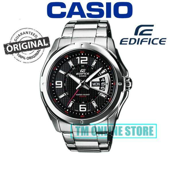 EF-129D-1A CASIO ORIGINAL EDIFICE MENS MULTIHAND WATCH EF-129D-1A Malaysia