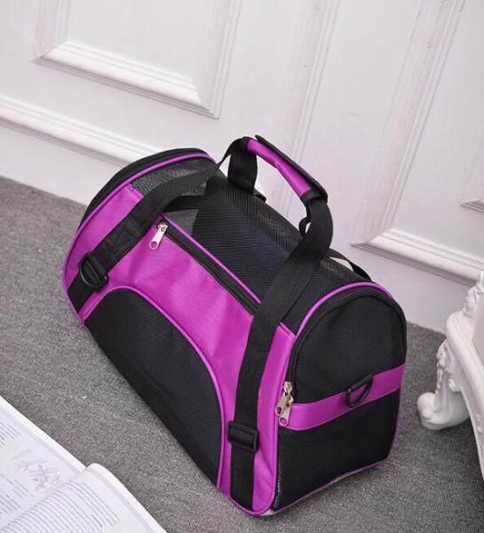 1 Cái Thời Trang Nylon Vật Nuôi Ngoài Trời Dog Bag Có Thể Gập Lại Đi Ra Túi Đeo Vật Nuôi Knapsack Cho Nhỏ Chó Và Mèo Vật Nuôi Nguồn Cung Cấp