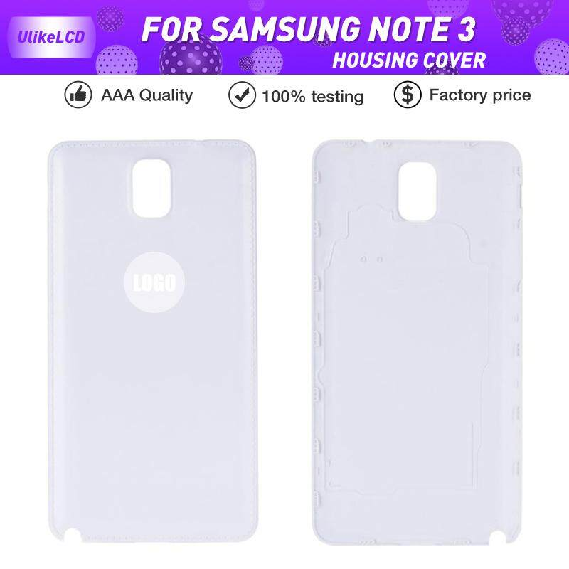 Back Cover For Samsung Galaxy note 3 N9000 N9006 N9005 Rear Housing Battery  Door Case Replacement Parts