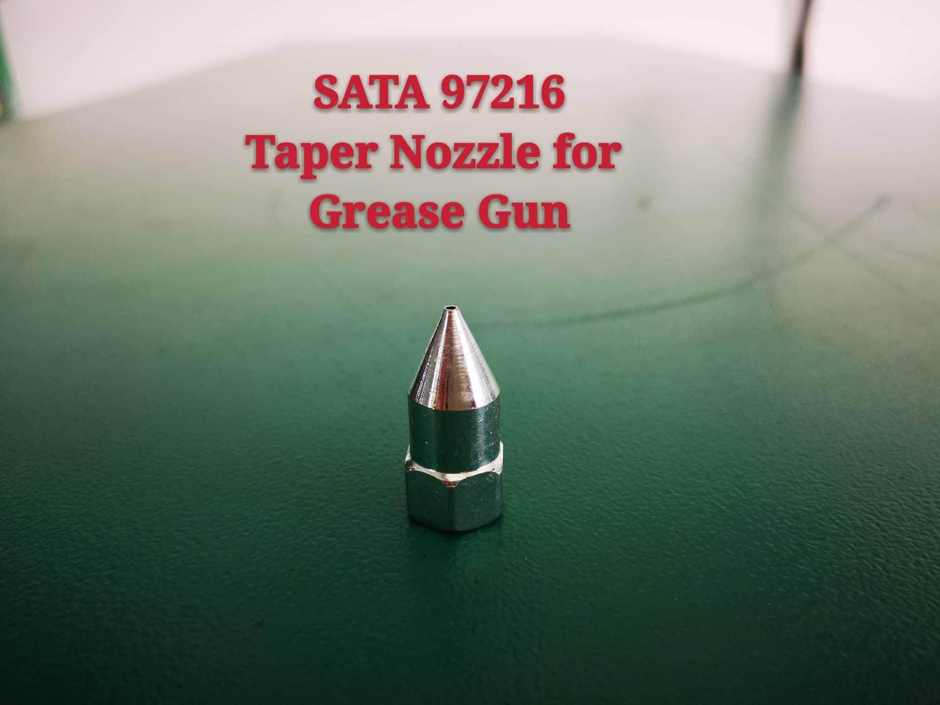 SATA Pistol Grip Grease Gun & Parts