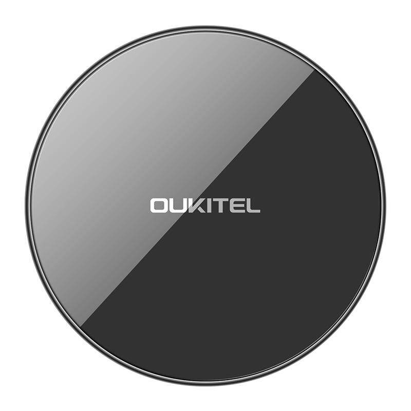 Oukitel S1 10w Ultra Thin Double Coil Qi Wireless Charger Fast Charging Pad By My Outdoor Online.