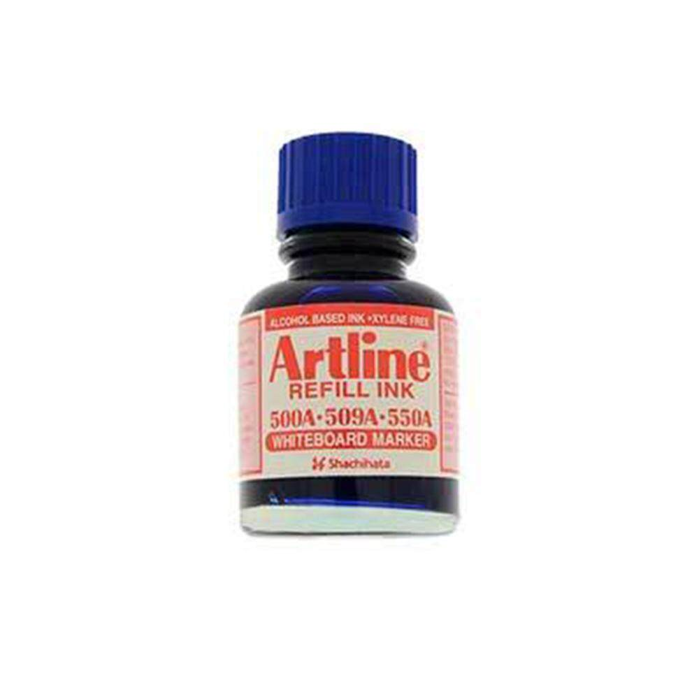 ARTLINE WHITEBOARD MARKER REFILL INK (ESK-50A) - BLUE