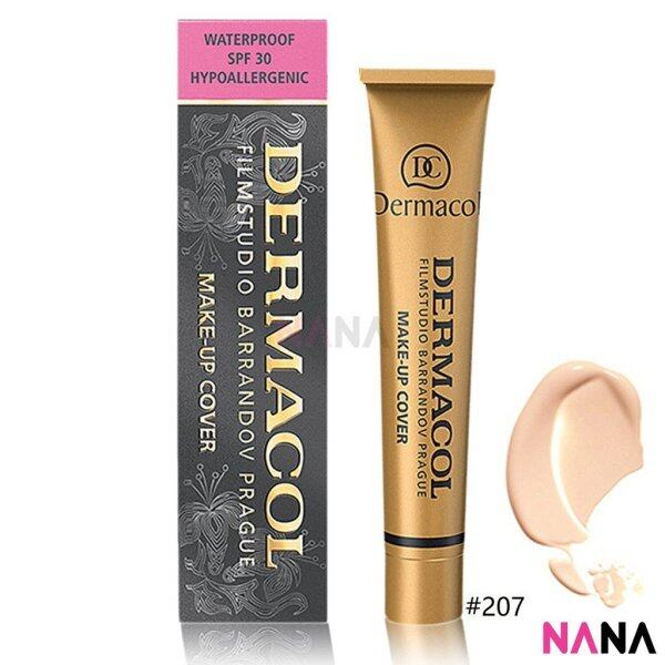 Buy Dermacol Filmstudio Barrandov Prague Make-Up Cover #207 30ml Singapore