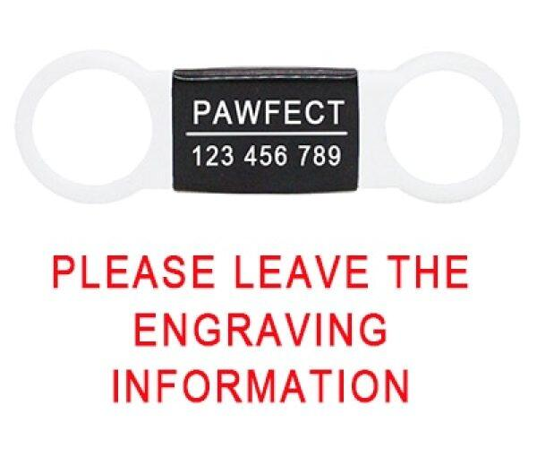 Thẻ ID Thú Cưng, Thép Không Gỉ Cá Nhân Thẻ Tên Khắc Miễn Phí Tùy Chỉnh Cho Chó Mèo Cỡ Vừa Nhỏ Phụ Kiện Vòng Cổ DHCYJSM