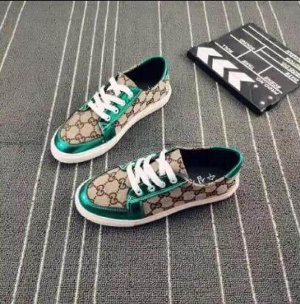 Giày nữ GUCCIˉchính hãng, giày chạy bộ thể thao thông dụng, thoáng khí, chất lượng cao giá rẻ