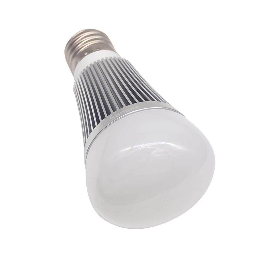 Perfk Smart RGBW LED Light Bulb Lamp Bulb WIFI App Controlled Bulb E27 6W