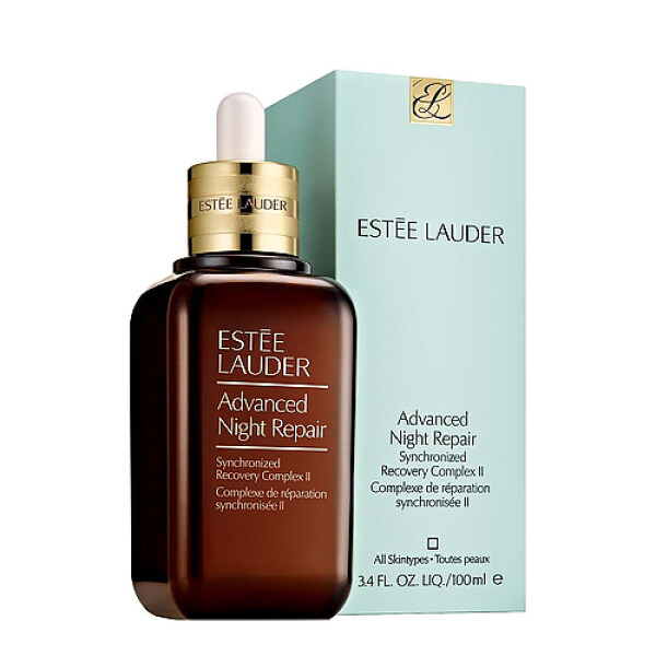Buy Estee Lauder Advanced Night Repair Synchronized Recovery Complex II - Serum 100ml (Expiry date 2022) Singapore