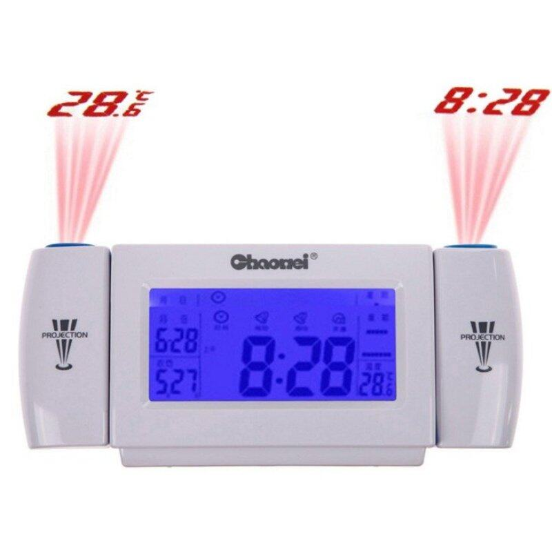 MÀN HÌNH LCD kỹ thuật số Báo Lại Dual Chiếu Đồng Hồ Báo Thức Vỗ Tay Thoại Điều Khiển Despertador bán chạy