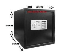 DIGITAL SAFETY BOX SAFE BOX TK-41