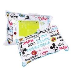 Disney Baby 100% Cotton Pillow Size M By Anakku Sdn. Bhd.