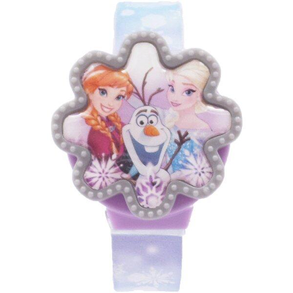 Disney Frozen Girls Rubber Strap Watch (Blue) FRSQ892-03 Malaysia