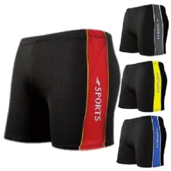 3ae33a2fb55 【Ready Stock - Fast Delivery】 Korean Fashion 4 Colors PLUS SIZE Men Swim  Pants