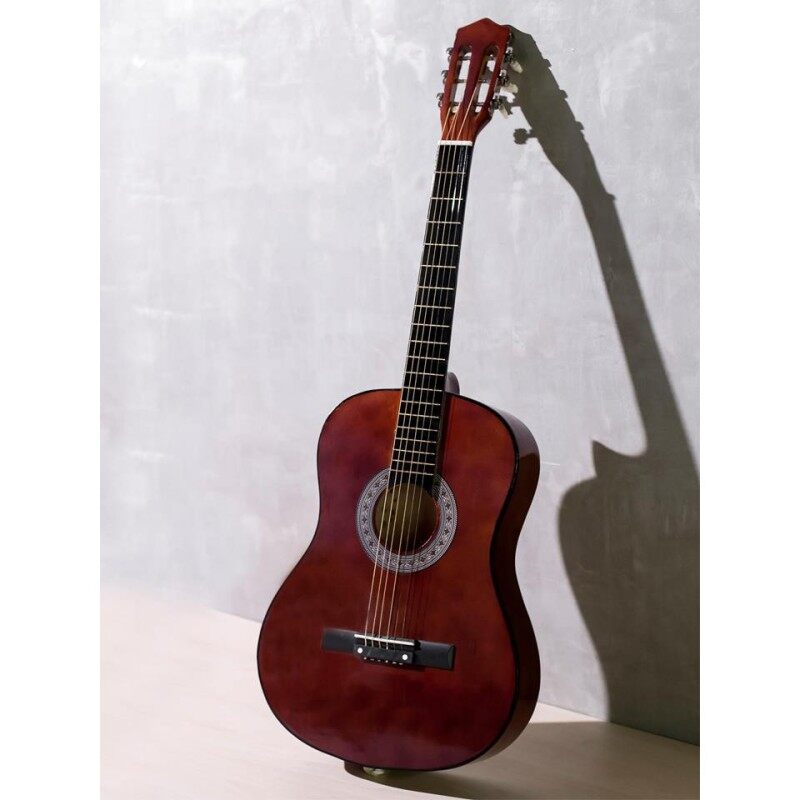 30  Acoustic Guitar for Beginner: Brown Malaysia