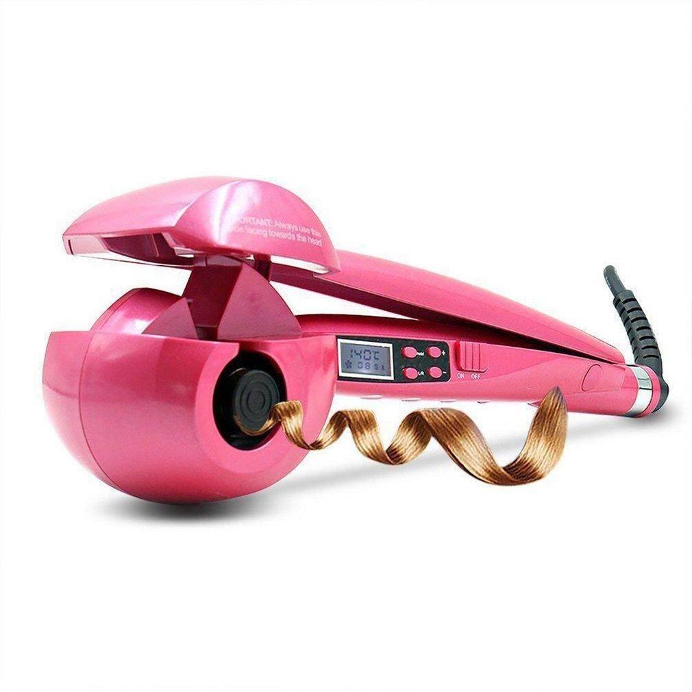 Sản Phẩm Bán Chạy nhất Chuyên Nghiệp Mini máy làm xoăn tự nhiên công cụ tạo kiểu Nút Tóc Con Lăn