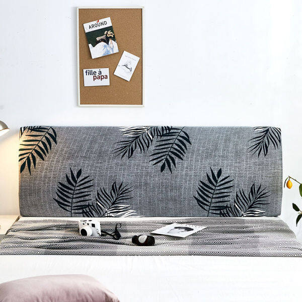 1.8 m elastic printing bedside cover all-inclusive simple modern elastic fabric
