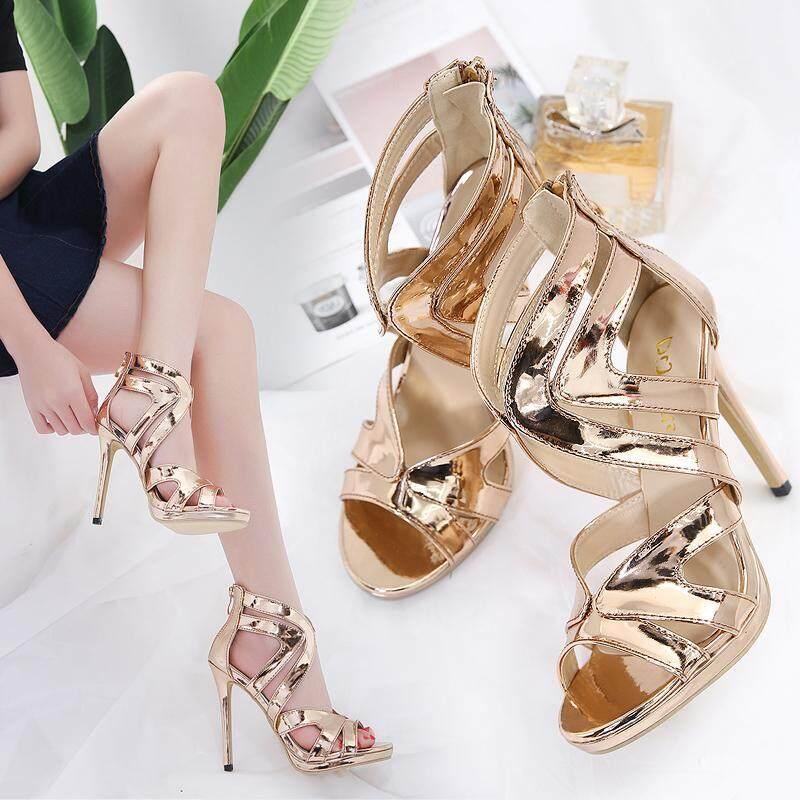 New Sandals Super High Heel Sandals Stiletto Sandals Heeled Sandals By Xin Xin Shop.