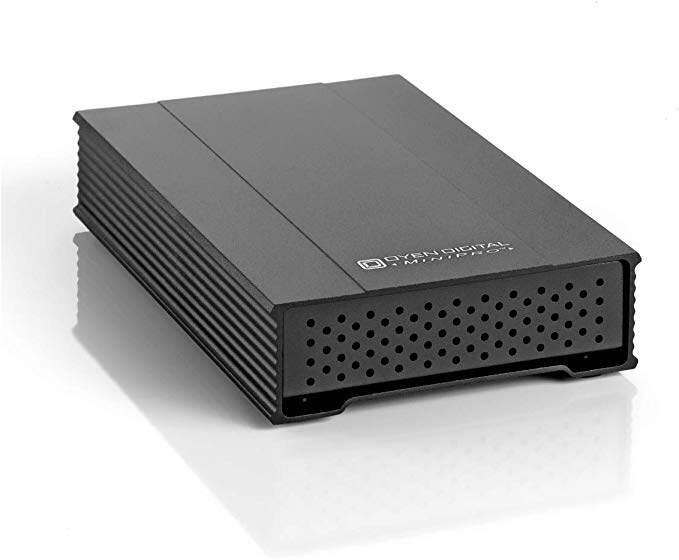 MiniPro 500GB eSATA 6Gb/s, USB-C Portable Solid State Drive SSD