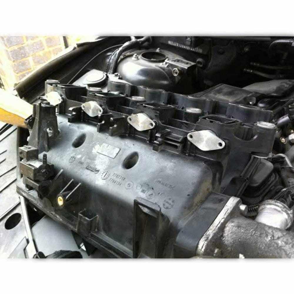 6X 33MM FOR BMW DIESEL SWIRL FLAP BLANKS REPAIR WITH INTAKE MANIFOLD GASKETS