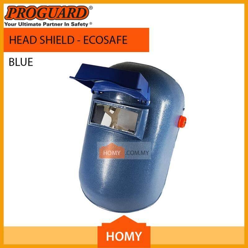 [Assembled] PROGUARD Welding Head Shield (Blue) with Lens