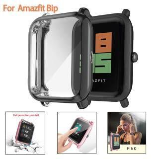 Ốp Bảo Vệ TPU Mềm Phụ Kiện Cho Amazfit Bip Ốp Lưng TPU Chống Sốc Xiaomi Với Bảo Vệ Màn Hình Phim thumbnail