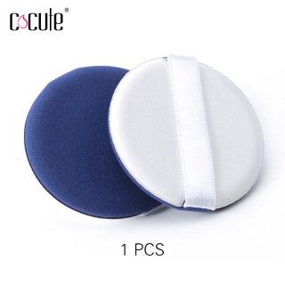 01 Bông phấn tròn trang điểm Cocute mềm mịn dùng tán kem nền kem che khuyết điểm khô và ướt - INTL thumbnail