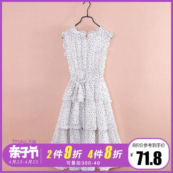 Giá bán Váy Cho Bé Gái 2020 Đầm Mùa Hè Mới, Chân Váy Công Chúa Của Em Bé Lớn, Váy Trẻ Em Hàn Quốc 12-15 Tuổi 4 Mảnh Giảm Giá 20%, 2 Mảnh Giảm Giá 10%, Có Thể Xếp Chồng 300-40
